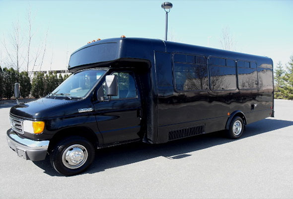 18 Passenger Party Buses Miami