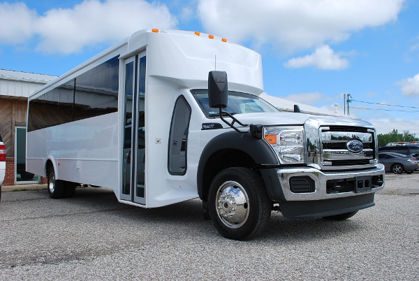 22 Passenger Party Bus Rental Miami Florida