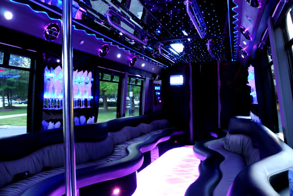 22 Seater Party Bus Miami FL
