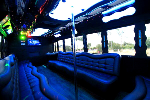 Party Bus For 40 People Miami