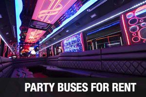 Miami Party Bus